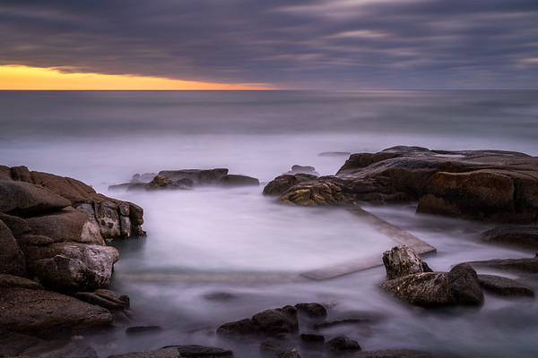 Saunders Rock tidal pool, Bantry Bay, Cape Town 2020