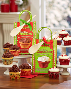 Giftable Cupcake Mixes...