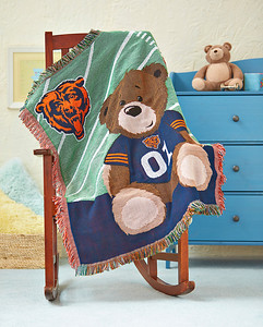 Chicago Bears Children's Blanket...