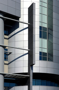 Sharp Grossmont Hospital, San Diego, CA. The Design Partnership.