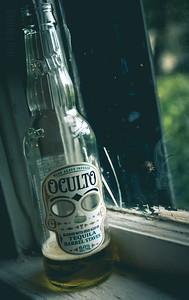 Company Product Ad - Oculto (Broken Barrel Brewing Co.)