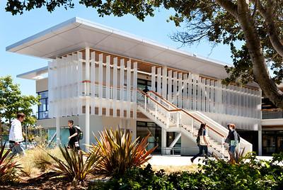 Monterey Peninsula College, Monterey, CA. HGA, Swinerton Builder
