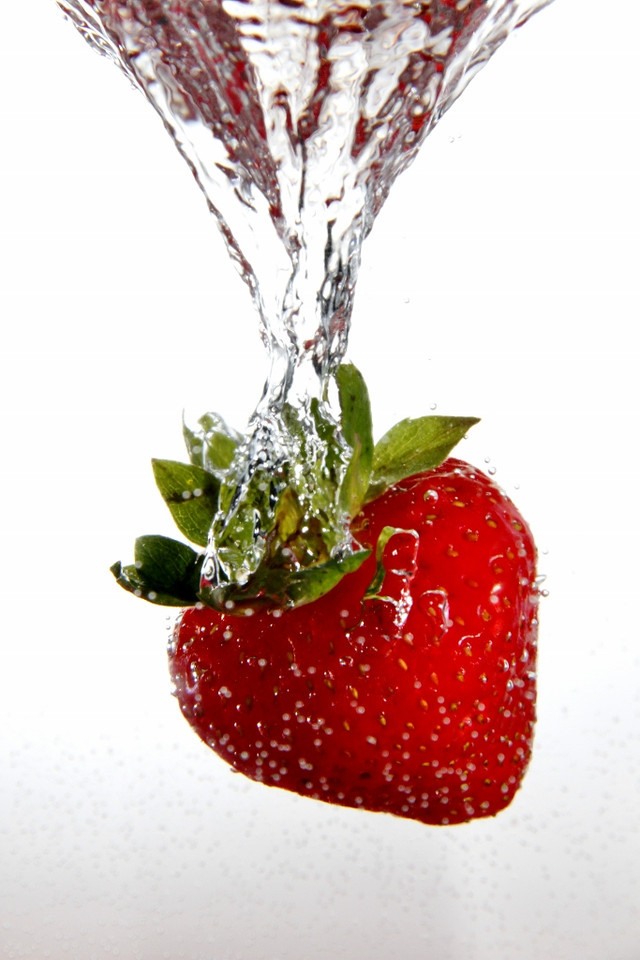 Strawberry Lover's Splash