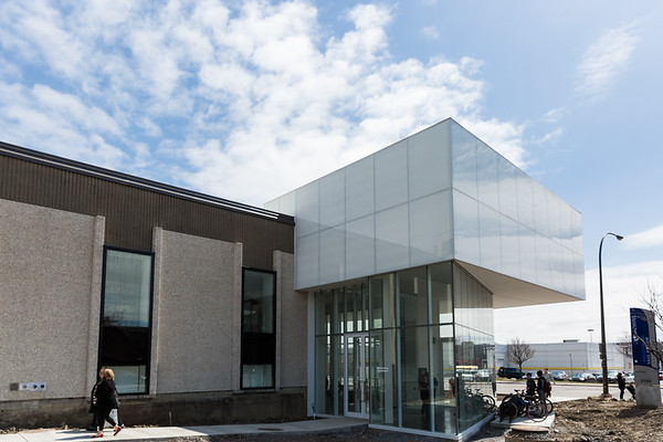 Saul Bellow Library, Lachine