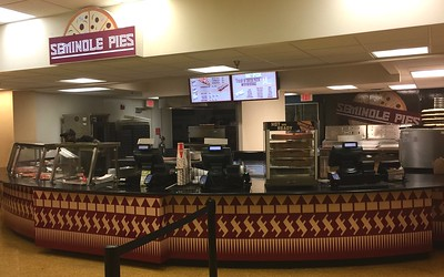Company Branding - Seminole Pies (Florida State University)