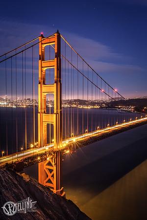 Golden Gate Bridge - Overlook