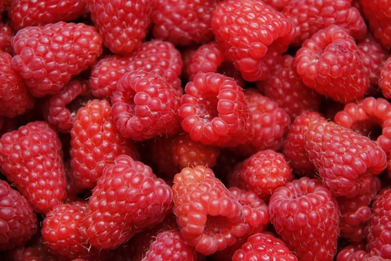 7-2 Rasberries