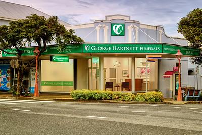 George Hartnett Funerals, Sandgate.