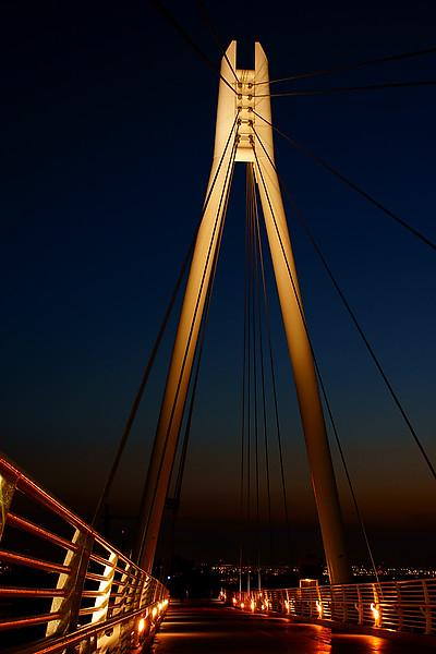 Walking Bridge, University of Utah