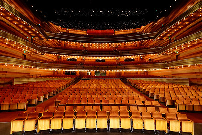 Eccles Theater, Salt Lake City, Utah