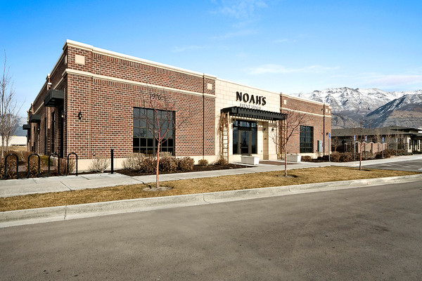 Noah's Event Center