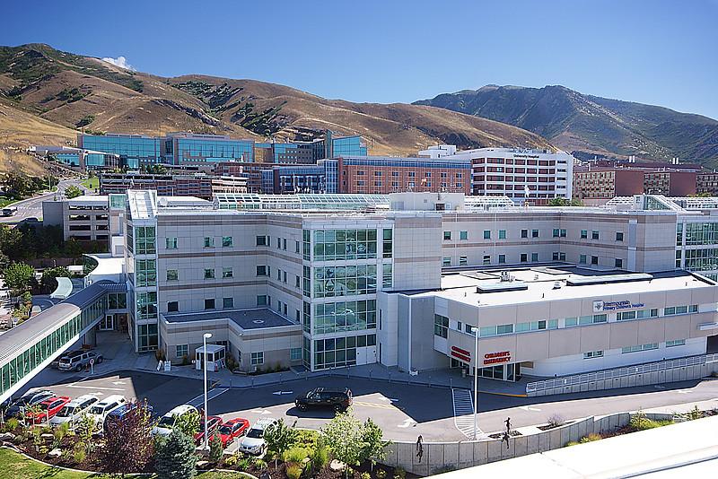 Huntsman Cancer Research, University of Utah Hospital, Primary Children's Hospital
