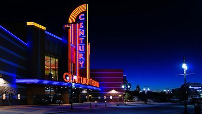 Century 16 Theaters, Union Park, Utah