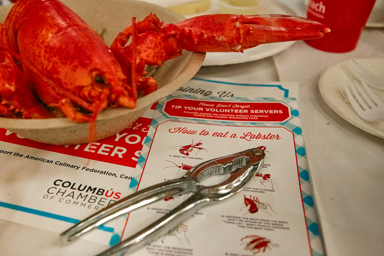 93rd Annual Columbus Chamber Clambake & Lobster Feast