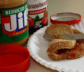"""PB & J""  Selected Winner 2/18/2009 Category ""Monthly Theme"" - ""Dynamic Duos"" PhotographyVoice.com"