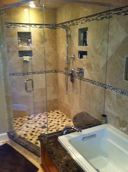 Complete Bathroom Remodels