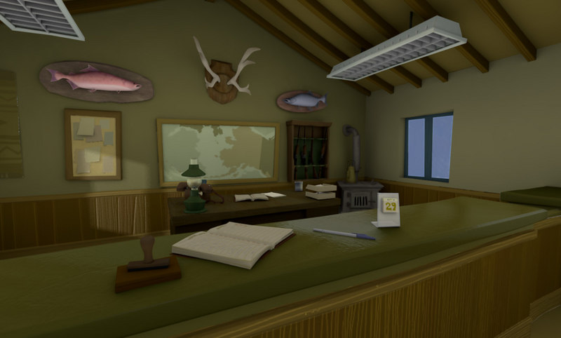 Film: Open Season (2006)<br /> VFX Co: Sony Pictures Imageworks<br /> Sequence: Fish&Game Interior<br /> Work done: Lookdev'd Building and multiple props. Shader Development with Sony's ShaderMachine and RenderMan interface Birps.