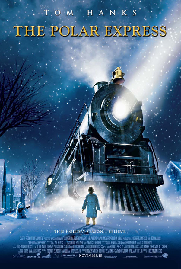 The Polar Express (2004)<br /> I worked at Sony Pictures Imageworks doing Look Development, Lighting, and Compositing for the Caribou sequence, the Ticket Ride sequence, and various others from March '04 until September '04.