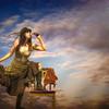 Kat in the Sky