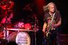 Rickey Medlocke on guitar for Lynyrd Skynyrd, St Leonard, MD