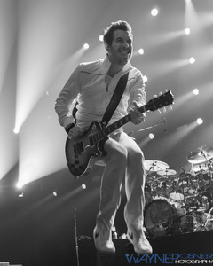 311 performs for 311 Day at the MGM Grand Garden Arena in Las Vegas, NV