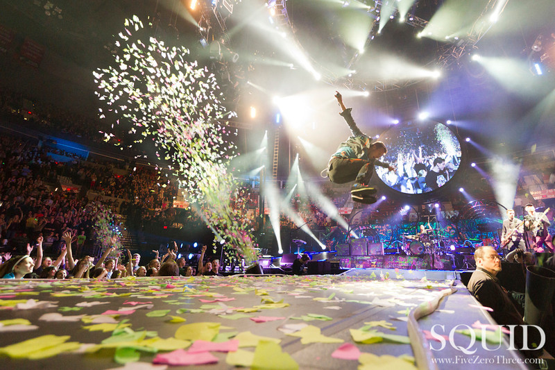 Coldplay - Rose Garden 2012