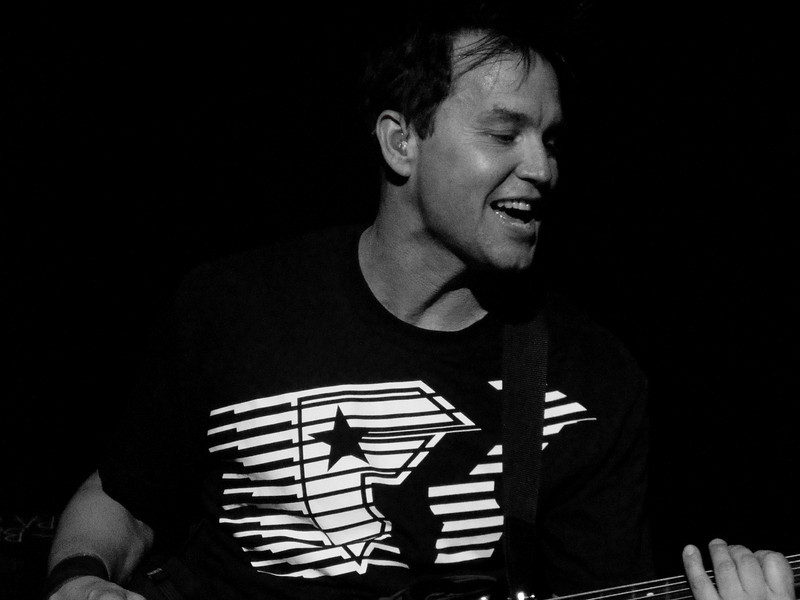 Mark Hoppus of Blink 182