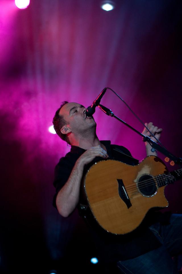 Dave Matthews Band 2009 at the Gorge Ampitheater