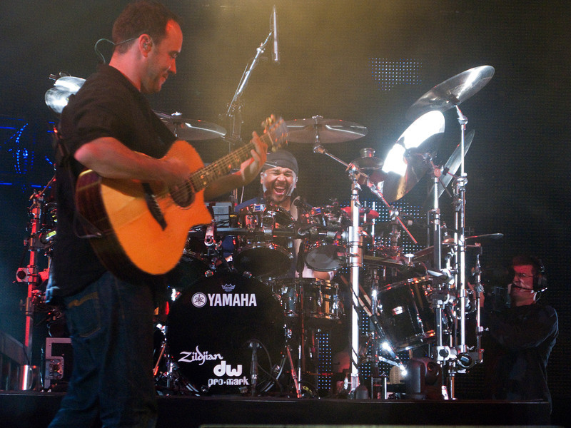 Dave Matthews Band 2009 at the Gorge Ampitheater