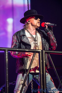 Guns N' Roses Appetite For Democracy Residency at The Joint