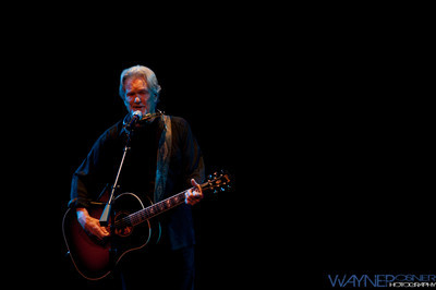 Kris Kristofferson performs at The Orleans Showroom in Las Vegas, NV
