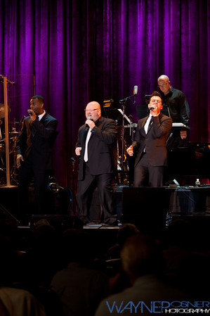 The Las Vegas Tenors perform at the South Point Casino