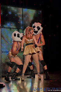 """Metial Dohan performs her new song """"Yummy"""" at Krave Nightclub in Las Vegas"""