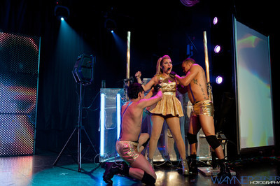 "Metial Dohan performs her new song ""Yummy"" at Krave Nightclub in Las Vegas"