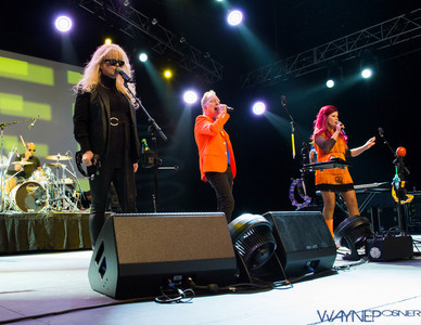 The B-52s perform at The Joint in The Hard Rock Hotel
