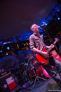 Toadies performs at the Hard Rock Hotel in Las Vegas, NV