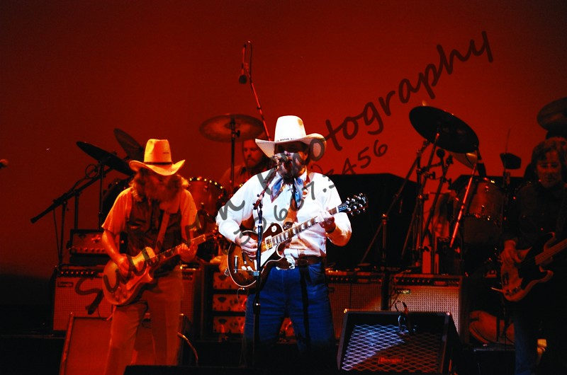 Charlie Daniels Band in Carbondale at SIU