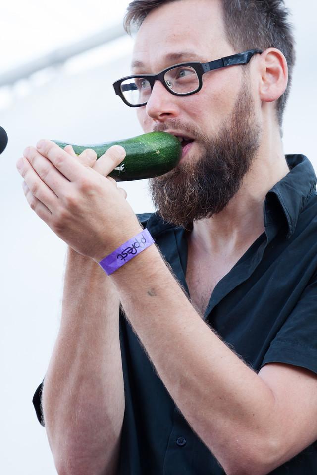 The Vegetable Orchestra @ Popfest Wien 2015