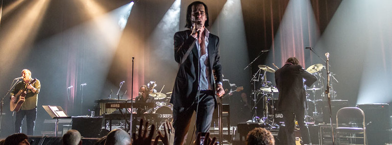 Nick Cave and the Bad Seeds Nashville, TN March 16, 2013