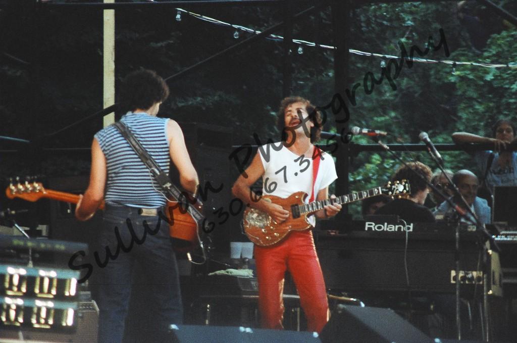 Santana in Boston outdoors.