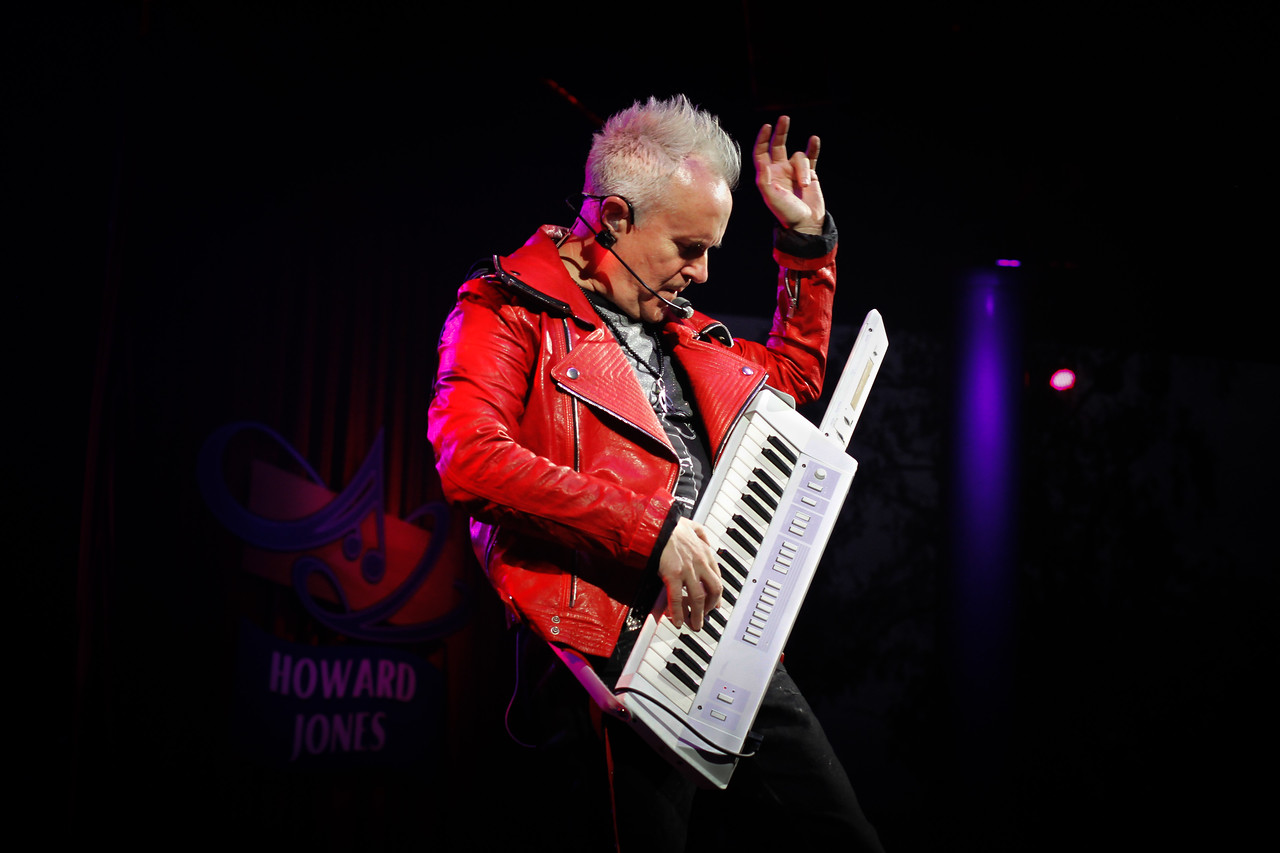 Howard Jones Orlando, FL
