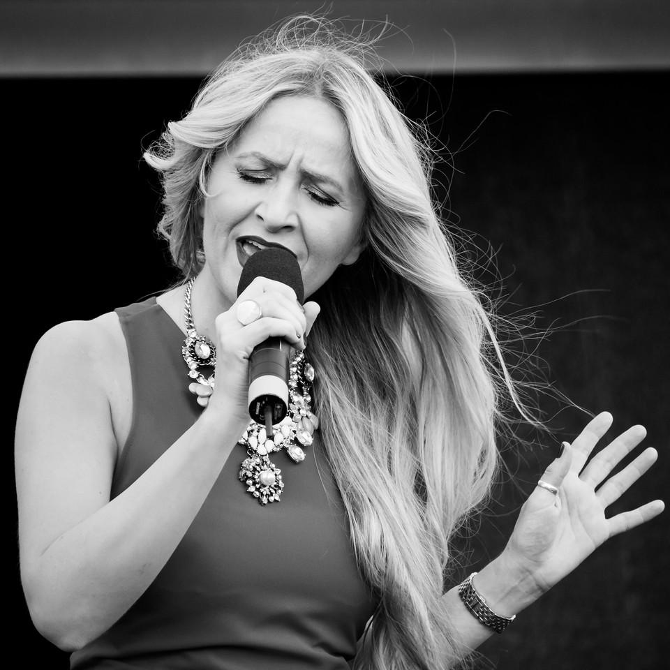 Christiana Uikiza @ Jazzfest Wien 2014/07/06