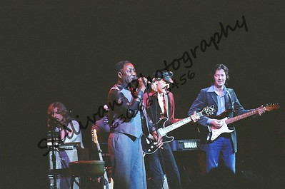 Muddy Waters, Johnny Winters, and Eric Clapton. a blues lovers dream.