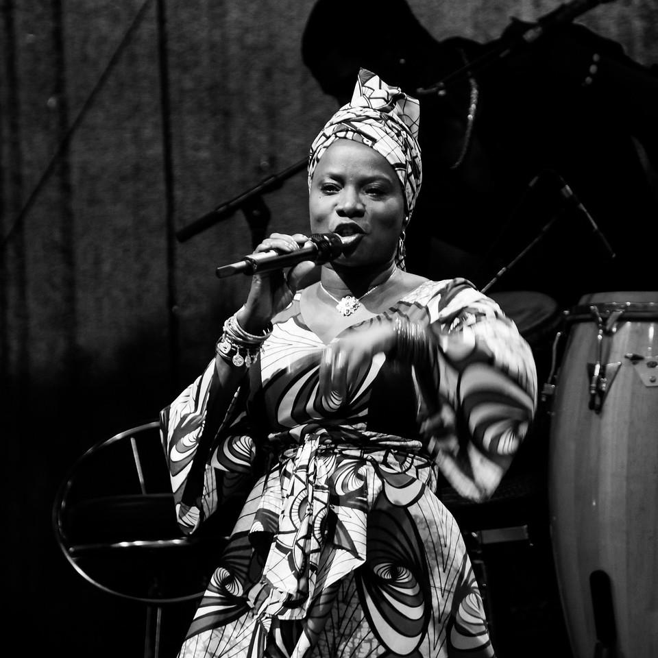 Angelique Kidjo @ Afrika Tage Wien 2014