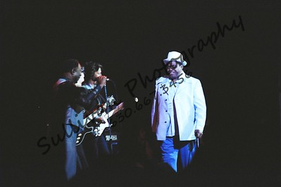 Willie Dixon joins the trio.