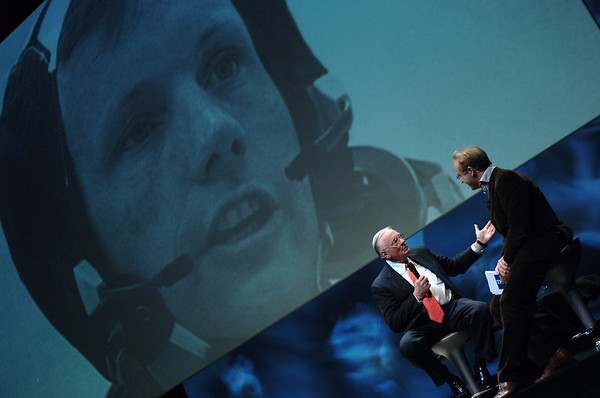 Neil Armstrong,Cannes. TFWA