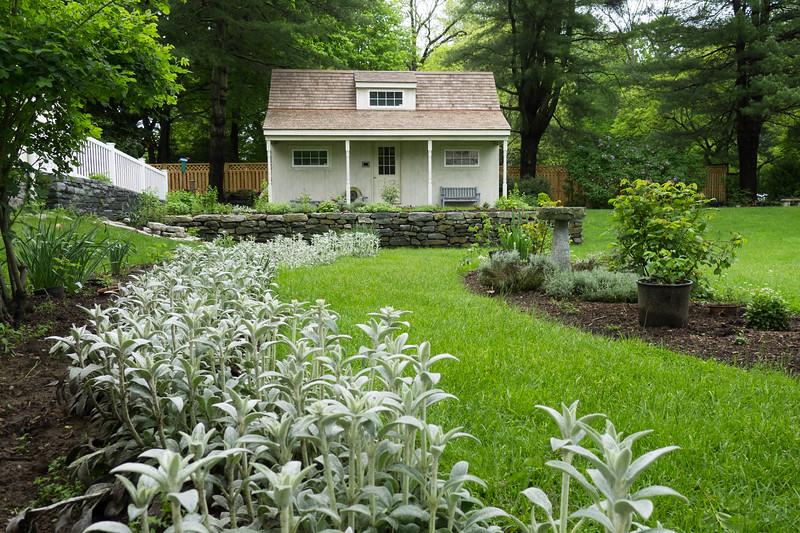 Old Saybrook Historical Society Garden<br /> Old Saybrook, CT