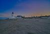 Pemaquid Point Lighthouse Sunset