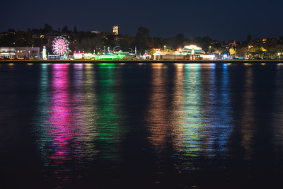 Carnival Lights on the Napa River