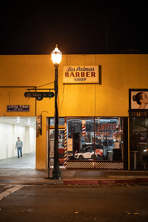 Las Palmas Barber Shop